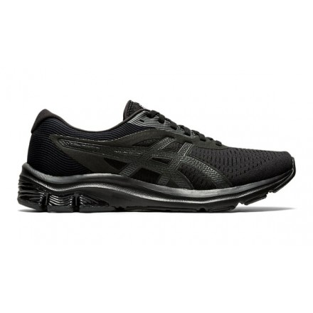ASICS GEL-PULSE 12 UOMO BLACK/BLACK