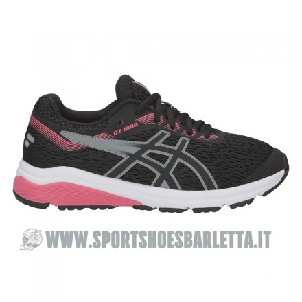 ASICS GT-1000 7 GS BLACK