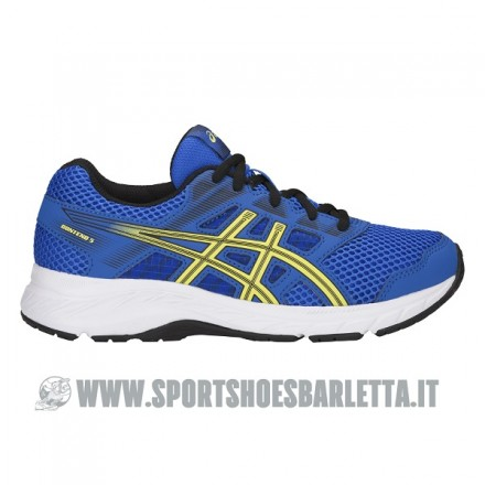 ASICS GT-1000 7 GS ILLUSION BLUE