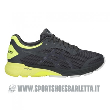 ASICS GT-4000 DARK GREY/SAFETY YELLOW