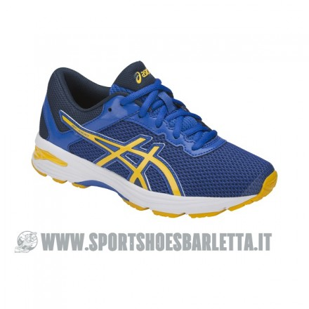 ASICS GT1000 6 GS VICTORIA BLUE/TAI-CHI YELLOW