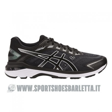 ASICS GT2000-7 BLACK/WHITE
