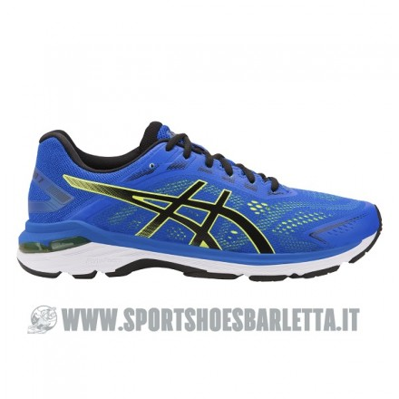 ASICS GT2000-7 BLUE/BLACK