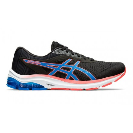 ASICS GEL PULSE 12 BLACK/BLUE