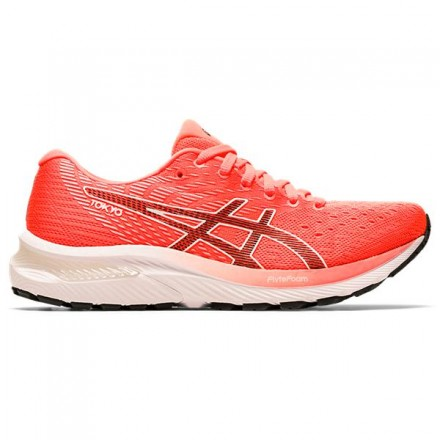 ASICS GEL CUMULUS 22 TOKIO donnaSUNRISE RED/BLACK