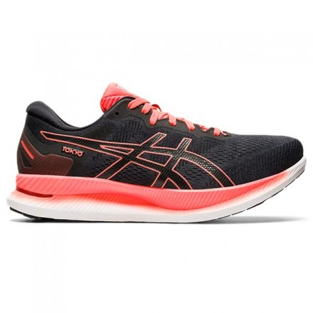 ASICS GLIDE RIDE TOKYOBLACKSUNRISE RED