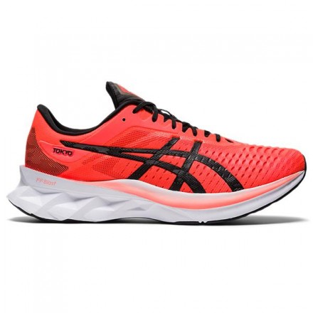 ASICS NOVABLAST TOKYOSUNRISE RED/BLACK