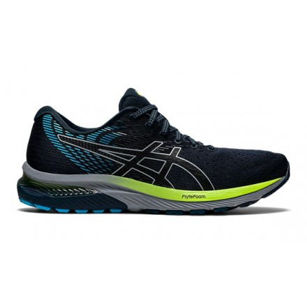 ASICS GEL CUMULUS 22 FRENCH BLUE/BLACK