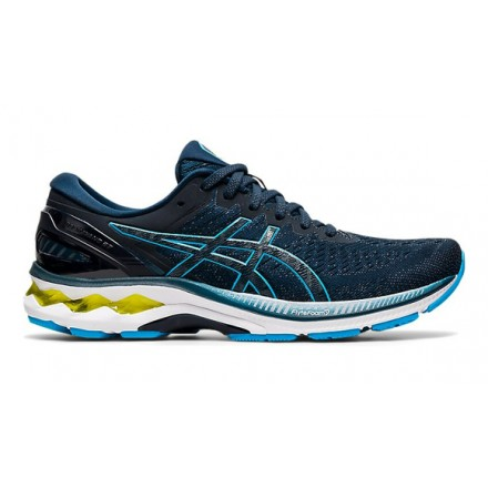 ASICS GEL-KAYANO 27 FRENCH BLUE/DIGITAL AQUA