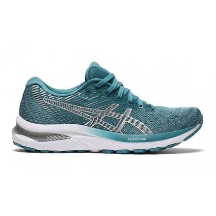 ASICS GEL-CUMULUS 22 SMOKE BLUE/WHITE