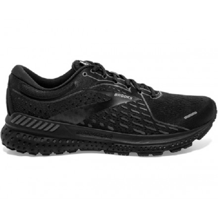 BROOKS ADRENALINE GTS 21BLACK/BLACK/EBONY