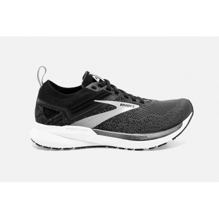 BROOKS RICOCHET 3BLACK/EBONY/WHITE
