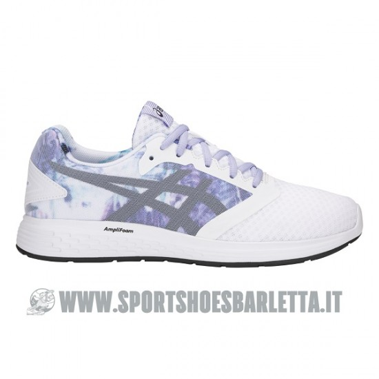 ASICS PATRIOT 10 SP donna WHITEBLACK