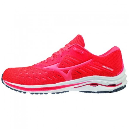 MIZUNO WAVE RIDER 24 UOMO IgnitionRed/FieryCoral