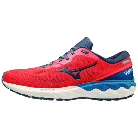 MIZUNO WAVE SKYRISE 2 UOMO Red/Blue