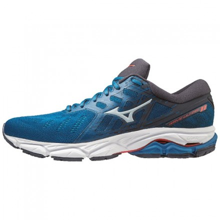 MIZUNO WAVE ULTIMA 12 UOMOMykonosBlue/WanBlue/IndiaInk