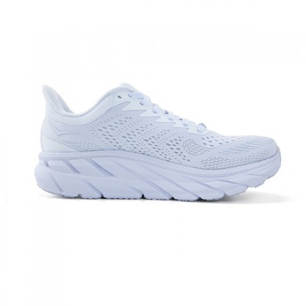 Hoka One One Clifton 7 donnaWhite/White