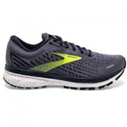 BROOKS GHOST 13 UOMO GREY/NAVY/NIGHTLIFE