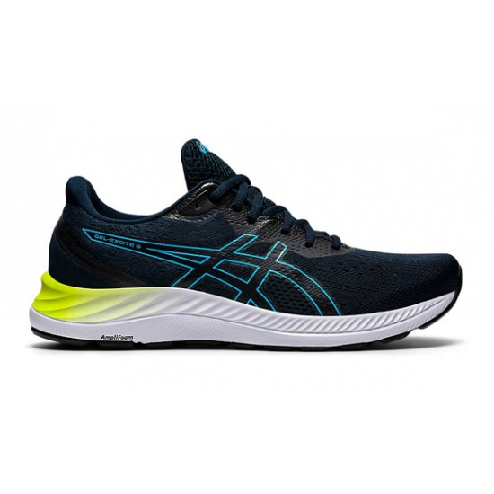 ASICS GEL-EXCITE 8FRENCH BLUE/DIGITAL AQUA - UOMO