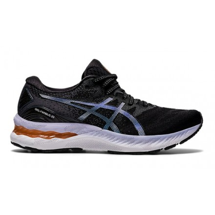 ASICS GEL-NIMBUS 23 BLACK/CARRIER GREY - DONNA