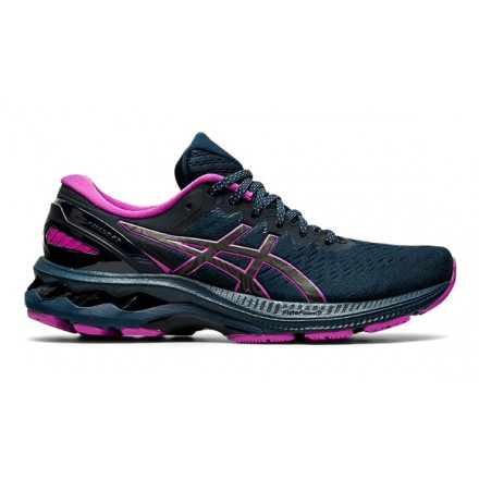 ASICS GEL-KAYANO 27 LITE-SHOW FRENCH BLUE/LITE-SHOW - DONNA