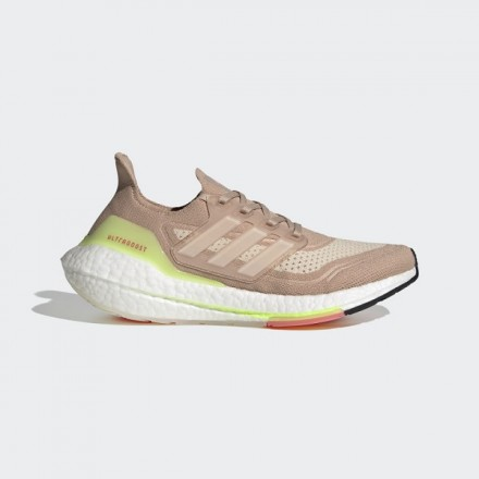 adidas ULTRABOOST 21Ash Pearl/Cloud White/Halo Ivory