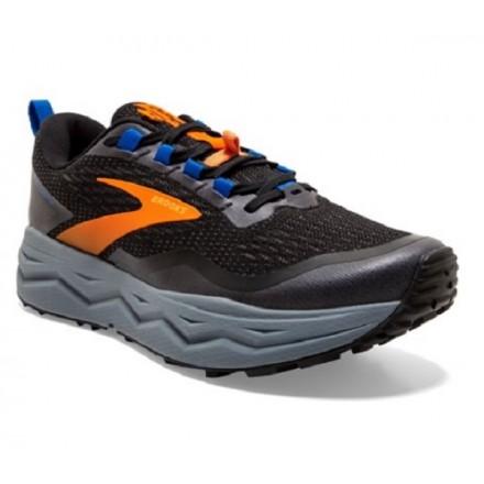 BROOKS CALDERA 5Black/Orange/Blue