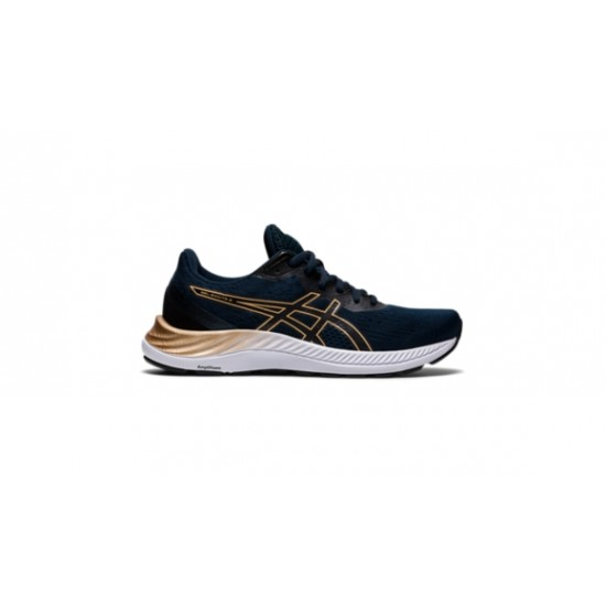 ASICS GEL-EXCITE 8 FRENCH BLUE/CHAMPAGNE - DONNA