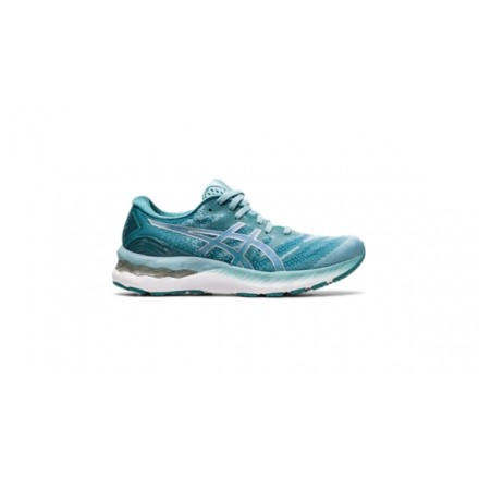 ASICS GEL-NIMBUS 23 SMOKE BLUE/PURE SILVER - DONNA