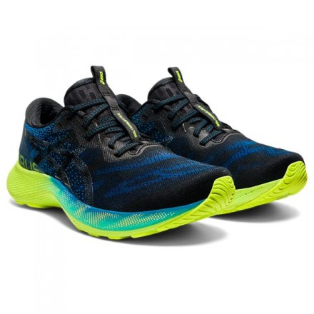 HOKA ONE ONE Bondi 6 Black / Blue