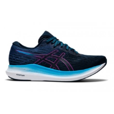 ASICS EVORIDE 2 FRENCH BLUE/DIGITAL GRAPE - DONNA