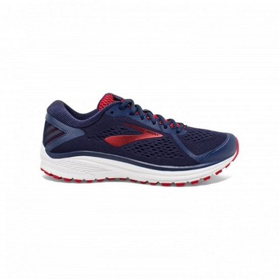 BROOKS ADURO 6 NAVY/CHERRY/WHITE