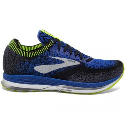 BROOKS BEDLAM BLACK/BLUE/NIGHTLIFE