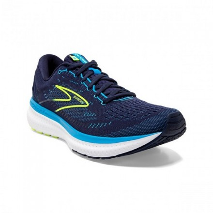 BROOKS GHOST 11 BLACK/BLUE/NIGHTLIFE