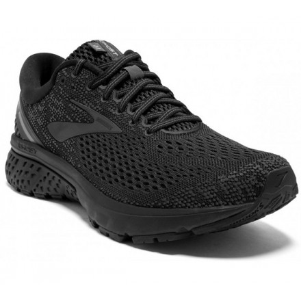 BROOKS GHOST 11 BLACK/EBONY