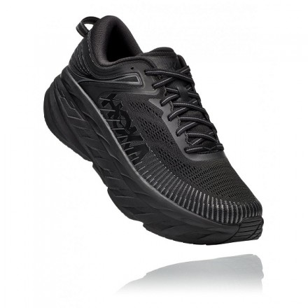 HOKA ONE ONE Bondi 6 (BLACK/BLACK)