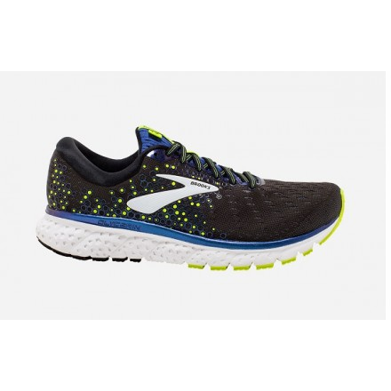 BROOKS GLYCERIN 17 BLACK/BLUE/NIGHTLIFE