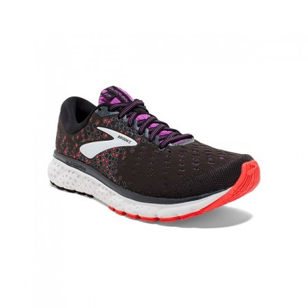 BROOKS Glycerin 17 donna Black/Coral/Purple