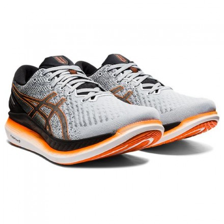 BROOKS MACH 18 ORANGE/PINK/BLACK