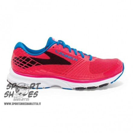 BROOKS LAUNCH 3 donna (PINK)