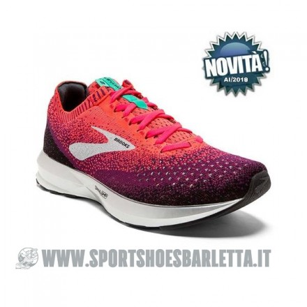 MIZUNO WAVE ULTIMA 8 donna (CORAL/BLUE)