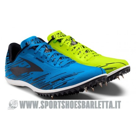 BROOKS MACH 18 NIGHTLIFE/BLUE/BLACK