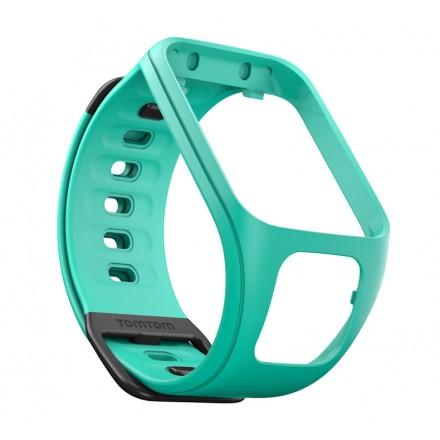 Cinturino TomTom Spark&Runner 2 Verde Chiaro Piccolo
