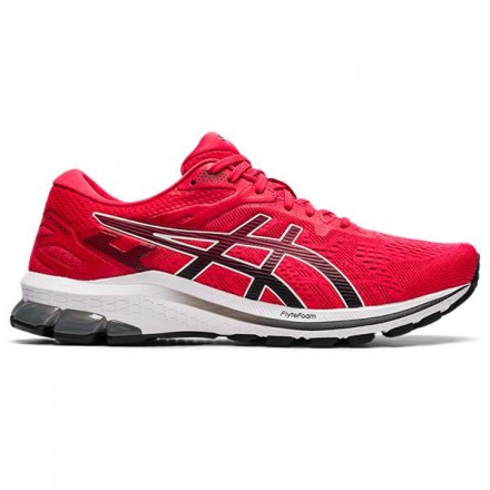 ASICS GT 1000 10 ELECTRIC RED/BLACK