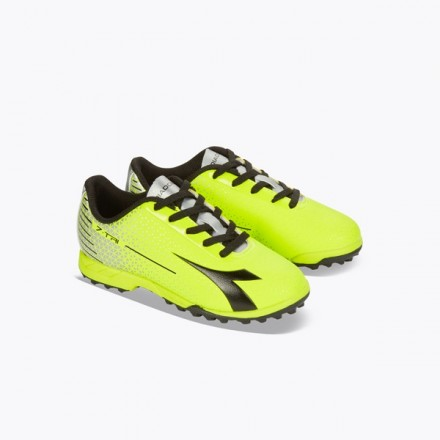 DIADORA SPORT 7-TRI TF JR YELLOW/SILVER/BLACK