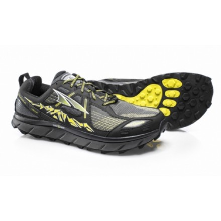 ALTRA RUNNING LONE PEAK3.5 YELLOW