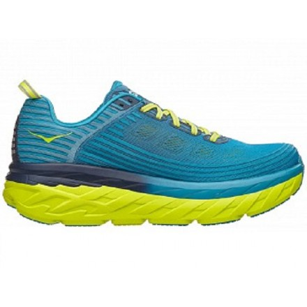HOKA ONE ONE Bondi 6 ( Green/Yellow