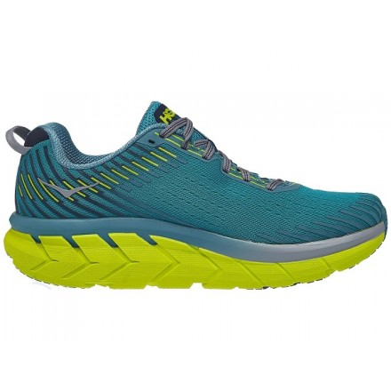 HOKA ONE ONE Clifton 5 Caribbean Green