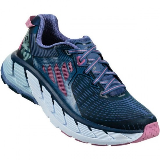 Hoka One One Women\'s Gaviota - Marlin/Dress Blue