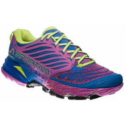 LA SPORTIVA AKASHA DONNA PURPLE/BLUE